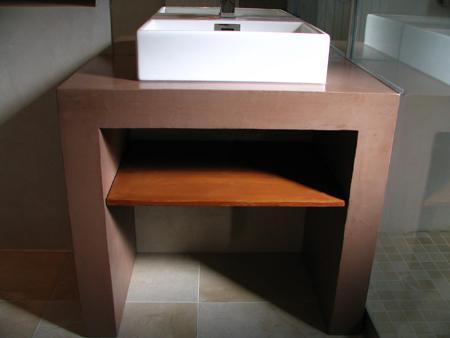 Collection atelier galiano for Console de salle de bain
